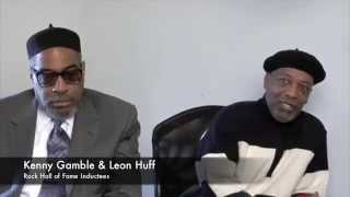 Gamble & Huff Give Advice To New Producers