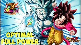 LR Gohan Best Category! Optimal Full Power Category Showcase: DBZ Dokkan Battle