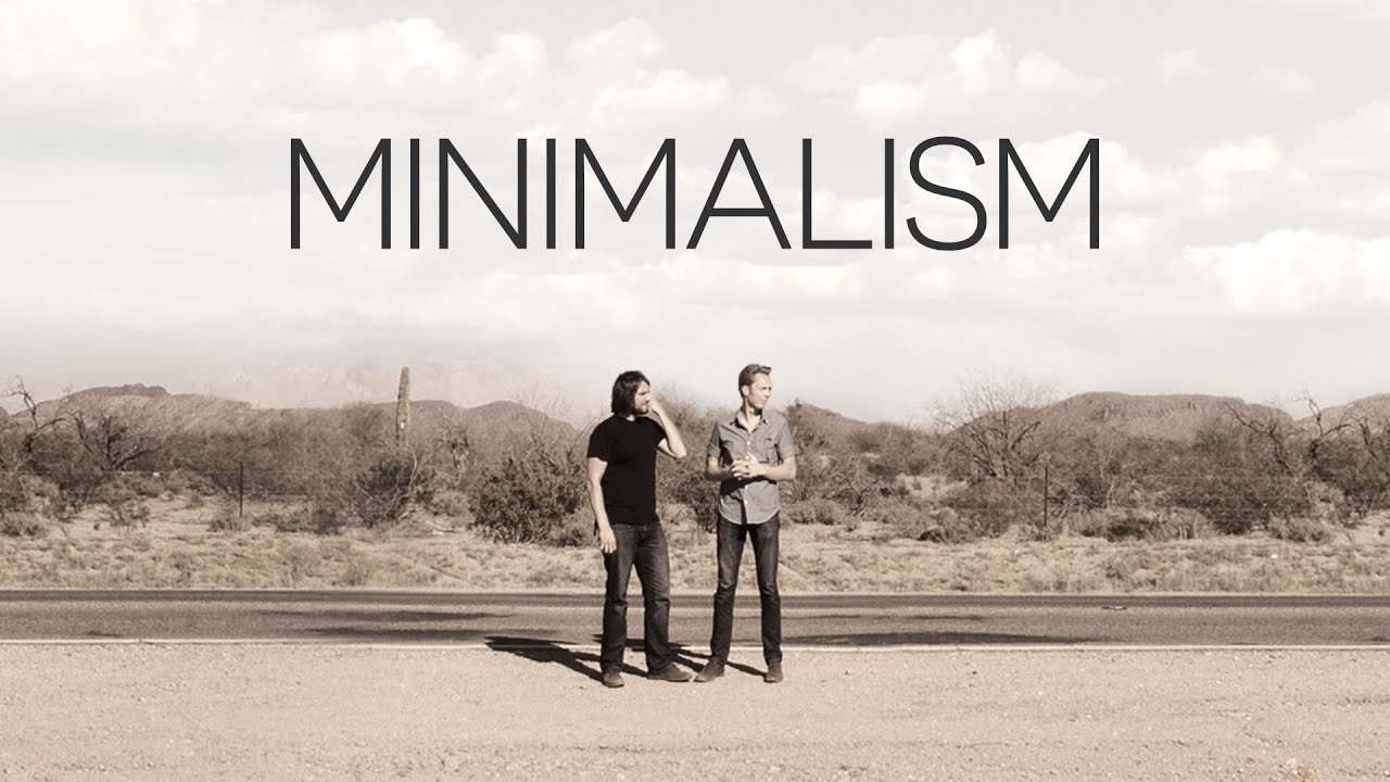 "Resultado de imagem para ""Minimalism: A Documentary About the Important Things"