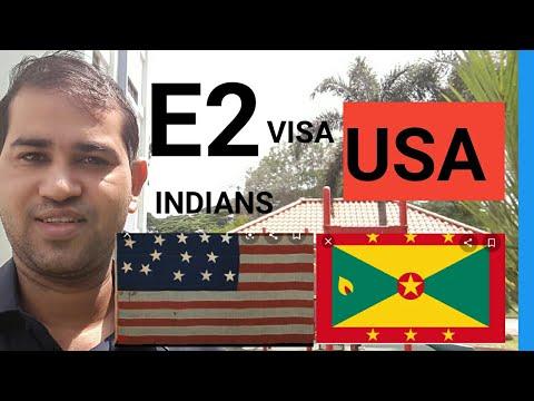 E2 VISA FOR U.S.A.