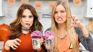 failzoom.com - Starbucks Zombie Frappuccino Taste Test!