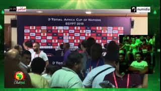 بالفيديو.. مدرب الجزائر تعقيبًا على مساندة الجماهير المصرية لمنتخب بلاده: «هذا لم يحدث» | المصري اليوم