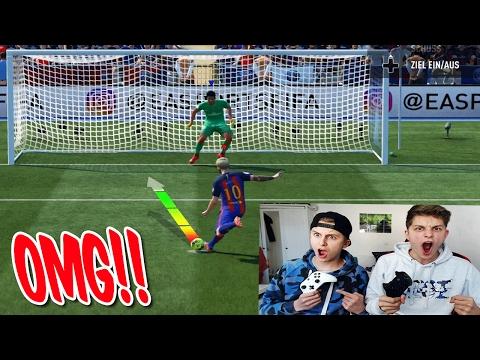 EXTREM EPISCHES 11 ELFMETER SCHIESSEN vs. BRUDER! ⚽⛔️⚽- FIFA 17 ULTIMATE TEAM (DEUTSCH)