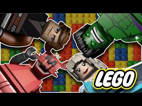 Minecraft | LEGO PETS MOD Showcase! (Lego, Elsa, Five Nights at Freddy's)