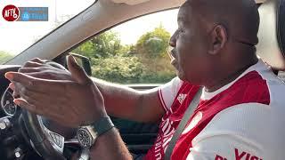 Keep The Good Vibes Flowing! | Roadtrip - Arsenal v West Ham