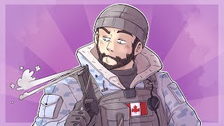 I am LITERALLY Hacking in Rainbow Six Siege