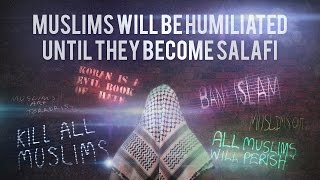 Muslims Will Be HUMILIATED Until They Become SALAFI!!! #AlepposBeenTaken