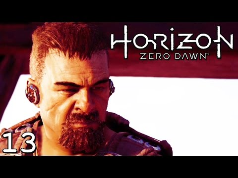 Horizon : Zero Dawn #13 : ATTENTAT DANS LA CAPITALE !