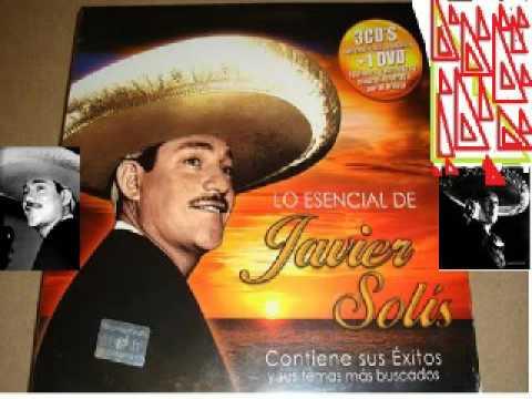 LAS MAS HERMOSAS CANCIONES DE JAVIER SOLIS 51 AÑOS