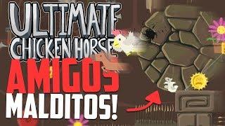 ESPIRITO de PORCO! - Ultimate Chicken Horse