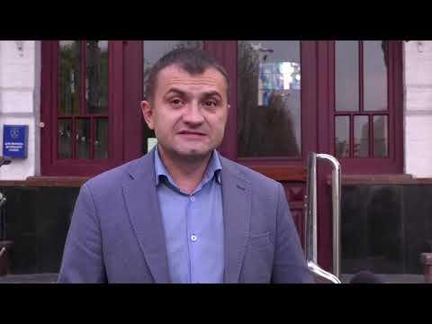 Телеканал Ексклюзив: Олександр Симчишин подякував хмельничанам і поділився панами на майбутнє