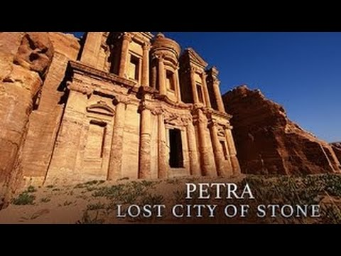 Petra: Lost City of Stone - Full Documentary 2015