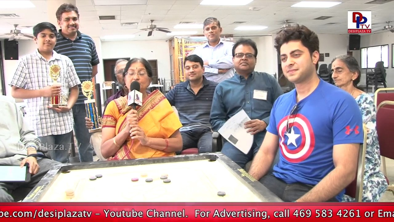 Stunning highlights and Exclusive glimpses DFW Temple 3rd Carrom Tournament || DesiplazaTV || Dallas