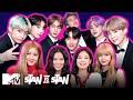 BTS vs. BLACKPINK! 🌟Battle of the K-Pop Stans   Stan vs. Stan