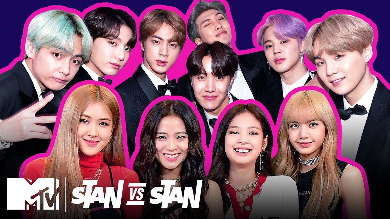 Download BTS vs. BLACKPINK! 🌟Battle of the K-Pop Stans   Stan vs. Stan