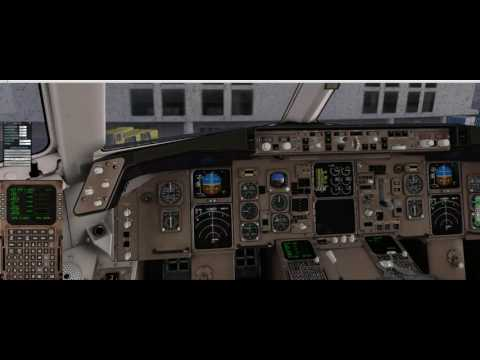 FlightFactor 767-300 Minsk-Moscow with X-Life