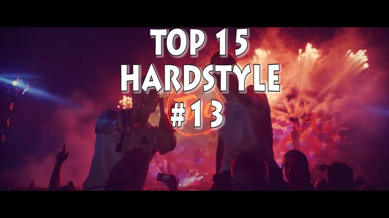 hardstyle top 40 september 2018