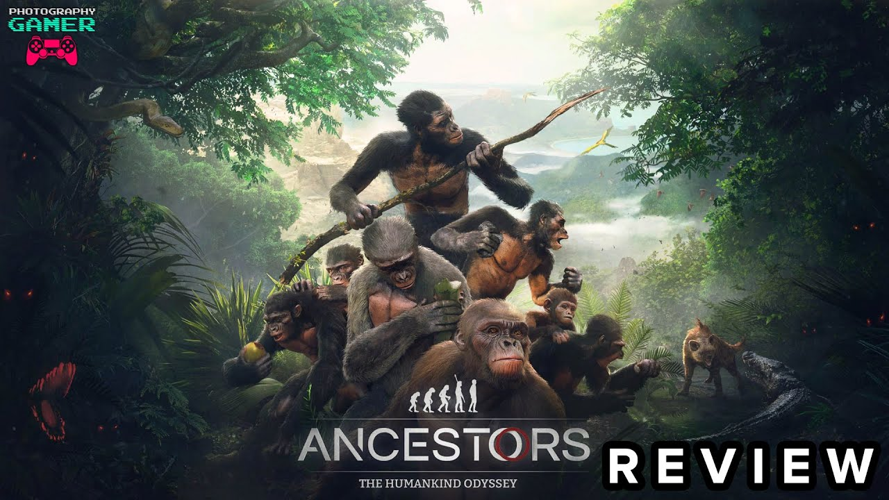 Ancestors: The Humankind Odyssey - Review thumbnail