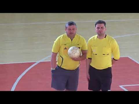 Sportbuk: Футзал (Кубок, фінал 2018) Урожай - Чернівецький рятувальник