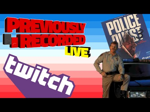 Cop a Feel (Police Quest 3 part 1)