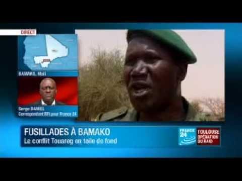 Mali : coup d'Etat à Bamako