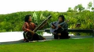Wisnu Party - Yoyok Harness (Sitar India) & Lianto Tjahjoputro (Classical Guitar)