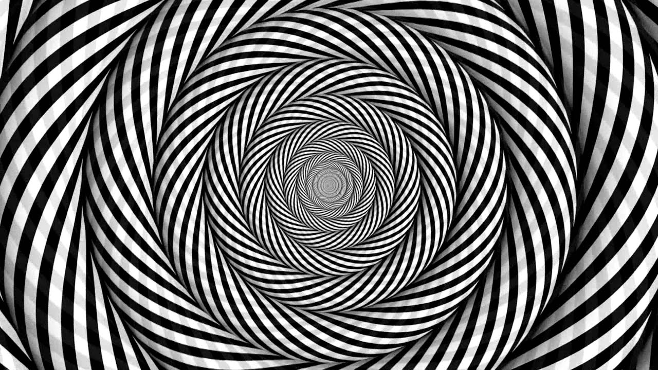optical illusion trippy eye trick
