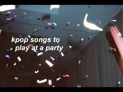 11:32 pm party | khiphop/kpop playlist