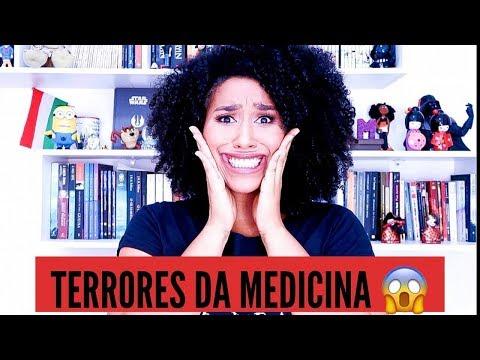 TERROR DA MEDICINA - As Matérias Mais Temidas da Faculdade