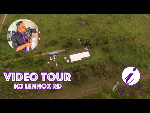 103 Lennox Road Darwin River Northern Territory