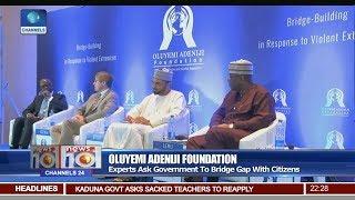 Oluyemi Adeniji Foundation Inaugural Symposium Holds In Lagos