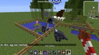 Repeat youtube video (Xteem) minecraft Modไดโนเสาร์ นะครัช ตอนที่ 4