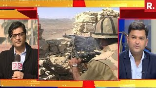 Arnab Goswami Speaks To Major Gaurav Arya On India's Cross Border Operation
