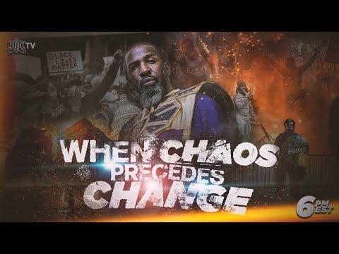 #IUIC   SABBATH EVENING CLASS: WHEN CHAOS PRECEDES CHANGE