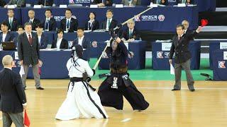 17WKC KOREA vs JAPAN [FINAL] 決勝 韓国vs日本