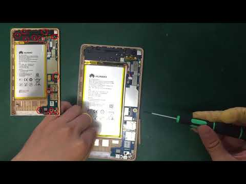 Huawei MediaPad T3 7.0 2017 Disassembly