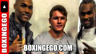 CANELO ALLOWED TO SKIP JERMALL CHARLO (MANDATORY) IN DECEMBER - The Latest on Canelo vs Charlo mando