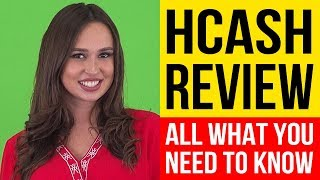 HCASH - What Is HCash - How It Works - HCash Review