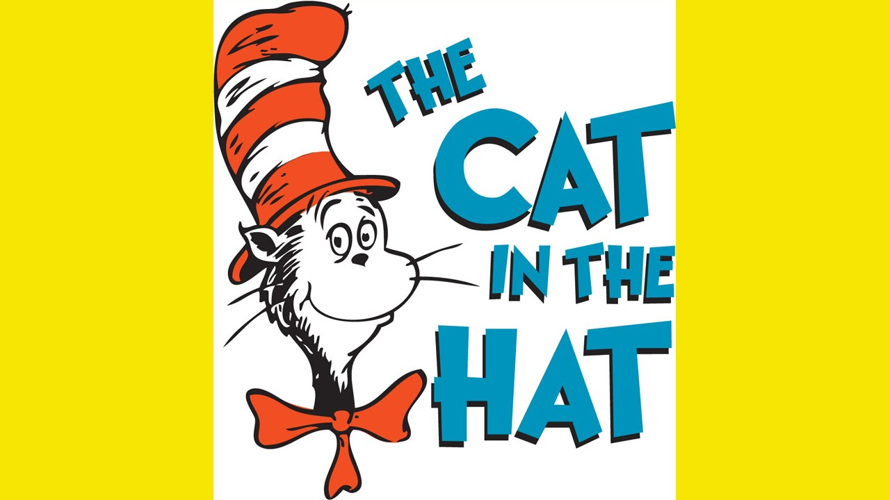 The Cat In The Hat by Dr. Seuss (Audio Book) - YouTube