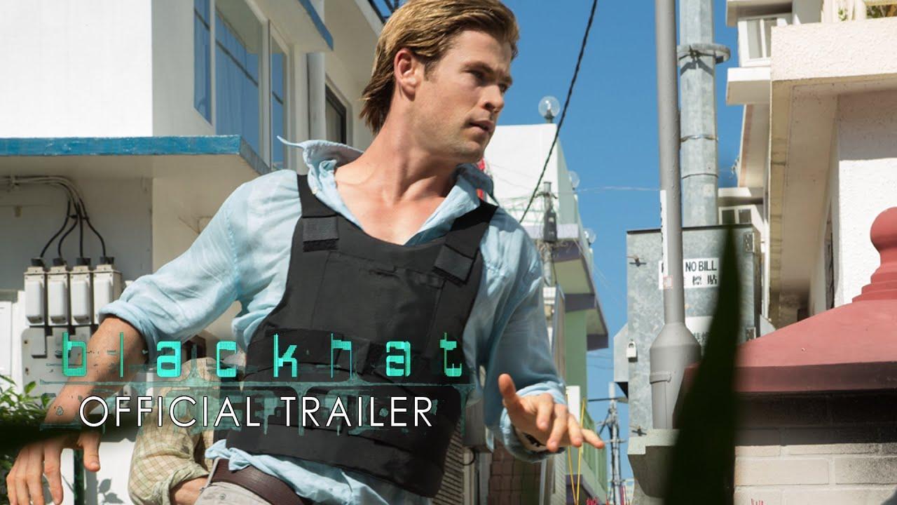 Blackhat - Official Trailer [HD]