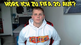 Wie gehts in FIFA 20 weiter? Aufhören oder weitermachen? + Entschuldigung bei euch - FifaGaming