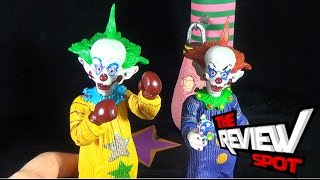 Toy Spot - Amok Time Killer Klowns from Outer Space Tiny and Shorty