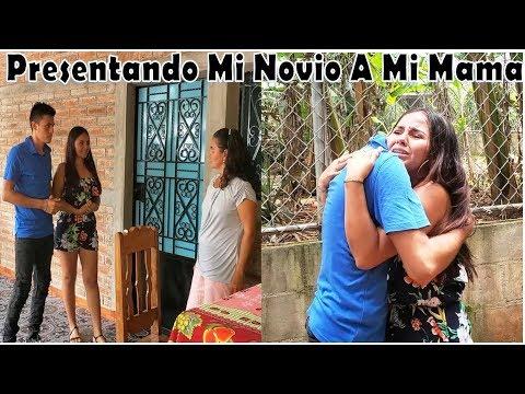 -Le Presento Mi Novio A Mi Mama Por Primera Vez// Ella Lo Rechazo Por Ser Muy Pobre-