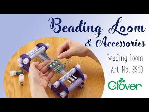 Tool School: Beading Loom & Accessories