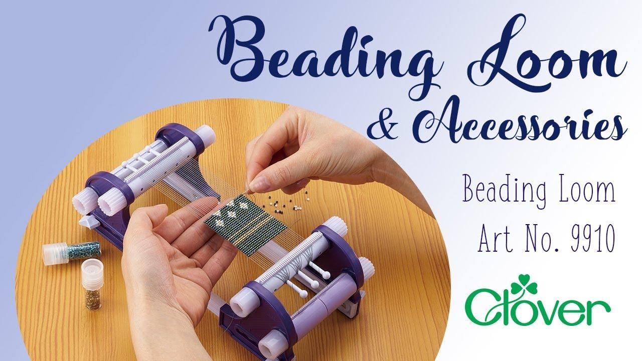 Clover 9923 Beading Loom Kit Bracelet