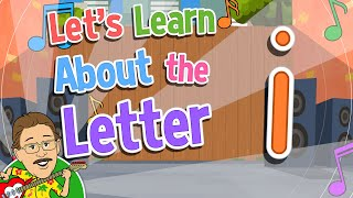 Let's Learn About the Letter i   Jack Hartmann Alphabet Song