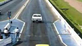 1965 GTO 9 second pass HRP Houston Texas drag racing