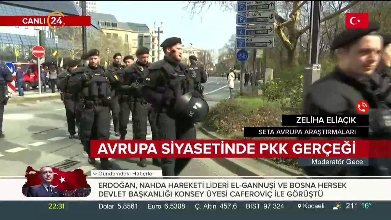 Avrupa siyasetinde PKK gerçeği