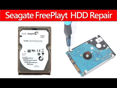 Seagate FreePlay HDD PCB Board Repair Disk Data Recovery 100609264 ST1000LM002  ST1000LM010 ST1500LM