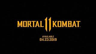 Mortal Kombat 11 - Trailer Oficial de Gameplay